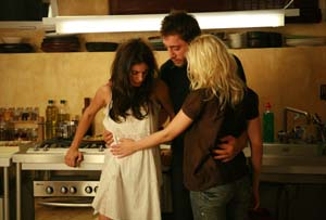 Penélope Cruz, Javier Bardem and Scarlett Johansson