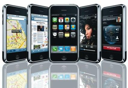 iPhone 3G a la venta en España