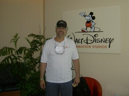 visita a los estudios Disney en Burbank, CA