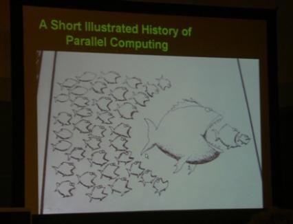 Historia de la supercomputación