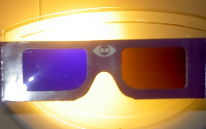 Gafas Color Code 3D