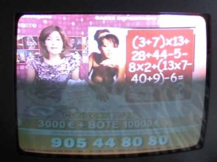 Concurso TV 905