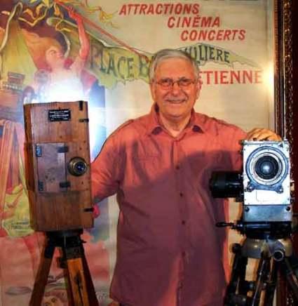 Las dos cámaras presentadas en la Seminci